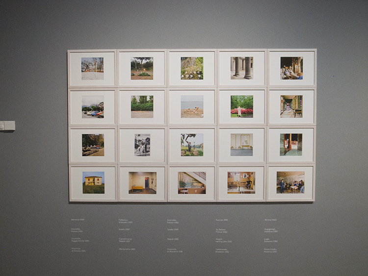 <i>Olivo Barbieri. Images 1978-2014</i>. Retrospective exhibition at MAXXI Museum, Rome -
