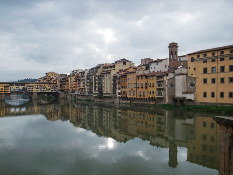 A trip to Florence with the AA, to see the Vasari's corridor. Thanks to Saskia, Juliet, Umberto and Taneli. -